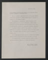 Higher Education. Desegregating the Washington Branch of the American Association of University Women. (Box 6, Folder 18).