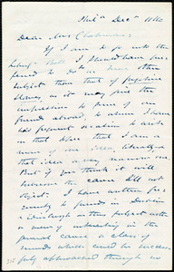 Letter from James Miller M'Kim, Phil[adelphi]a, [Penn.], to Maria Weston Chapman, Dec. 11th