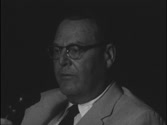 Former State Delegate Charles R. Fenwick comments on Stanley plan in Richmond, Va.