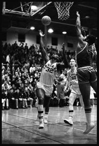 MU-Bishop basketball game