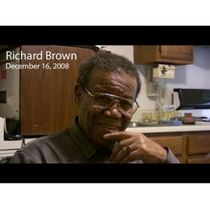 Video recording of interview with Richard G. Brown, December 16, 2008. part 1