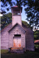 Hackney Chapel AME Zion Church: front view