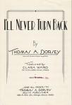I'll never turn back, 1944