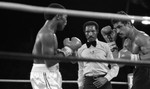 Aaron Pryor vs. Alexis Arguello, Las Vegas, 1983