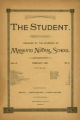 The Student, Volume 3, Issue 5, February 1891