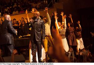 Black Music and the Civil Rights Movement Concert Photograph UNTA_AR0797-138-008-1282