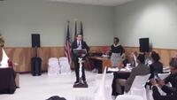 Gov. Malloy Gives Closing Remarks at Voices of Women of Color Event