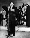 Walter L. Gordon, Jr. on stage