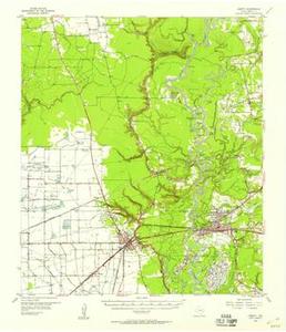 Liberty Quadrangle 15 Minute Series (Topographic)