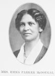 Mrs. Emma Parker McDougal