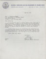 Letter, May 27, 1971, Henry Lee Moon to I. D. Newman