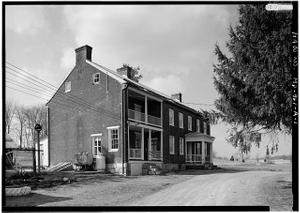 Hoffman Farm, Main House, Keedysville Road, Sharpsburg, Washington County, MD