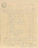 Letter from James N. Buffum Lynn to Lewis Tappan