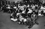 Community citizens gather for Blake