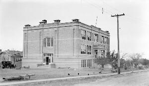 Negro High School