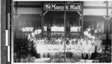 Sisters Trinita, Theodore and Elmira with St. Mary's Hall residents, Manila, Philippines, February 1929