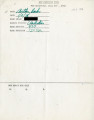 Citywide Coordinating Council daily monitoring report for Charlestown High School by Anthony Banks, 1976 January 6