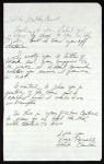 Boswell, letter