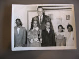Green McAdoo School: photograph of younger students