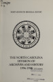 Biennial report of the North Carolina Division of Archives and History [1996-1998]