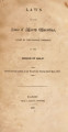 Laws of the State of North Carolina, passed by the General Assembly [1836-1837]