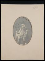 James Weldon Johnson as an infant