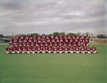 Members of the 1971 football team at the University of Alabama.