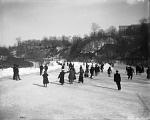 Skaters on Rock Creek