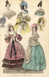 Fashions, Autumn 1836