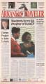 The Arkansas Traveler, October 4, 2001; Students Form UA Chapter of NAACP; Arkansas traveler (Fayetteville, Ark.); Traveler