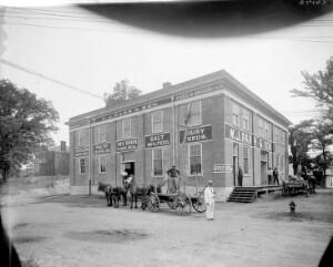 Parr Wholesale House Charlottesville