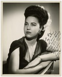 "Helen Saine, member of ""Sweethearts"". [black-and-white photoprint]"