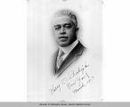 Harry T. Burleigh, March 1917