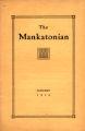 The Mankatonian, Volume 24, Issue 4, January 1912