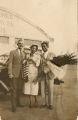 John Pratt, Katherine Dunham and Ambassador Jean-Brierre-Heutian