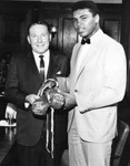 Cassius Clay and Mayor Yorty