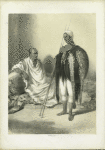 Abyssinian Priest and Warrior