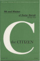 The Citizen, October 1967