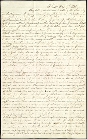 Letter to Anne Warren Weston] [manuscript