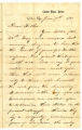 Correspondence from John G. Latta to John Latta, June 7, 1861