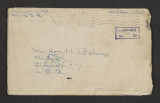 Letter by Charles Miller to Roy and Della Baker
