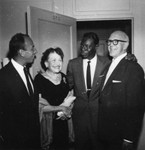 Nat 'King' Cole and friends