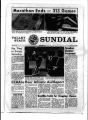 Sundial (Northridge, Los Angeles, Calif.) 1965-05-14