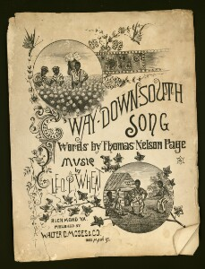 Way-down-south song