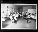 Physiotherapy ward at the Los Angeles County General Hospital at 1100 Mission Road, ca.1925