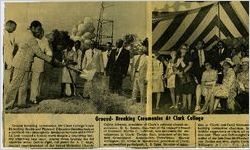 Clark College - Newspaper Clippings