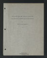 "National Board Files. Reports and Articles: ""The Colored Young Men's Christian Association, the Interracial Committee and Related Subjects,"" by Willis D. Weatherford, 1950. (Box 2, Folder 32)"