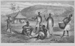 Baraza and residence of King Mtesa's Uncle - Ngambezi