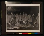 NAACP photographs of African American soldiers and women civilians participating in activities and services of the American National Red Cross, United Service Organizations, and Theater Special Services, during World War II