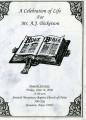 A. J. Dickerson